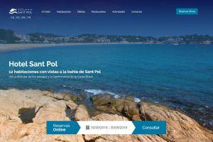 hotelsantpol.com