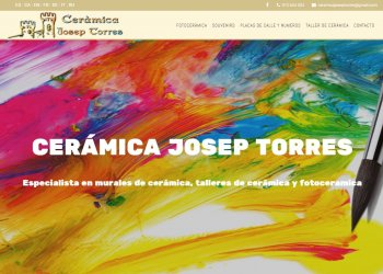 ceramicatorres.es